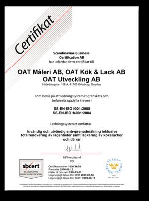 Certifikat-OAT-Gruppen-EQ-sv-2016-02-12